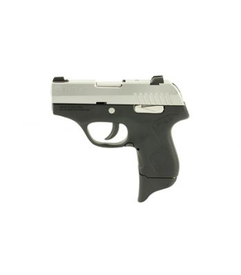 Beretta Pico Inox .380 ACP 2.7 Inch Barrel Double Action Black Frame 6 Round