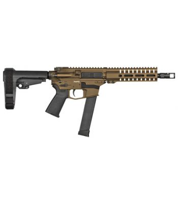 CMMG Banshee 300 Pistol Mk10 10mm Midnight Bronze