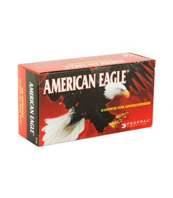 Federal American Eagle .38 Special