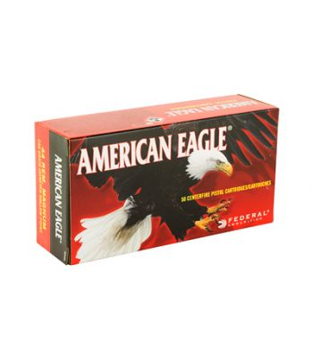 Federal American Eagle .44 Magnum 240 Grain Jacketed Hollow Point