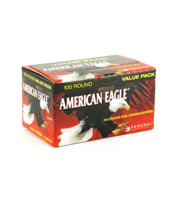 Federal American Eagle 9mm 100rd Value Pack