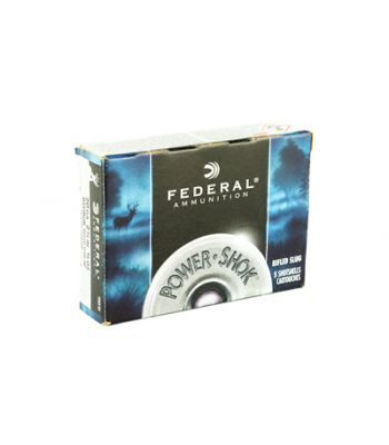 Federal Power-Shok Ammunition 20 Gauge 2-3/4