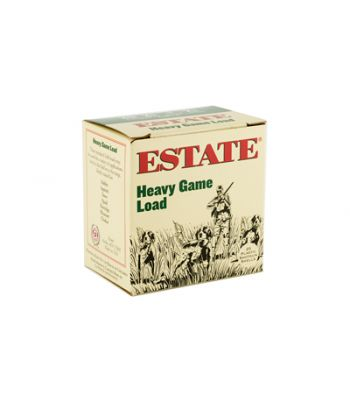 Estate Cartridge Upland Hunting Load 20 Gauge #7.5 Lead Shot 2-3/4