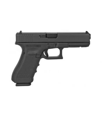Glock 17 Gen 4 9mm w/ Glock Night Sights 17 Rd - PG1750733FS