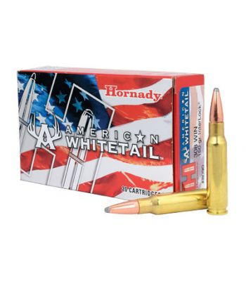 Hornady American Whitetail 308 WIN 150gr.