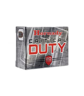 Hornady Critical Duty 10mm Auto 175gr FlexLock 20 box