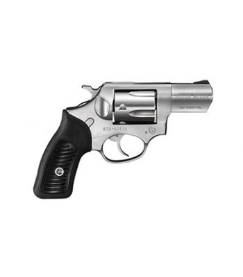 Ruger SP-101 .357 Magnum 2.25 Inch Barrel Satin Stainless Finish Fixed Rear Sigh