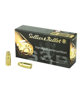 Sellier & Bellot .357 Sig