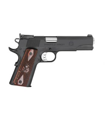Springfield Armory 1911 9MM Range Officer Carbon Steel Parkerized