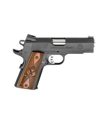 Springfield Armory 9mm LW Champion 1911 Range Officer Black