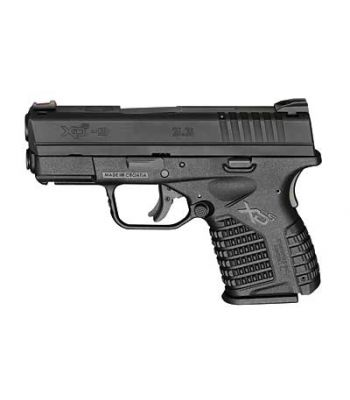 Springfield Armory XDS Essential 9mm 3.3 Inch Barrel Black