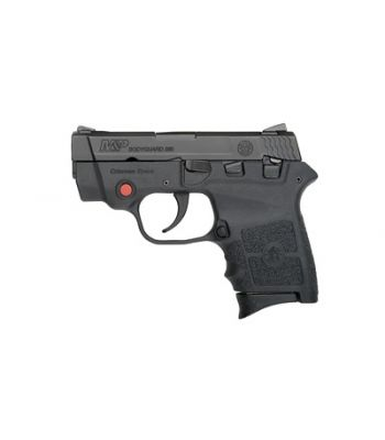 Smith & Wesson M&P Bodyguard 380 With Integrated Crimson Trace Laser .380 Auto 2