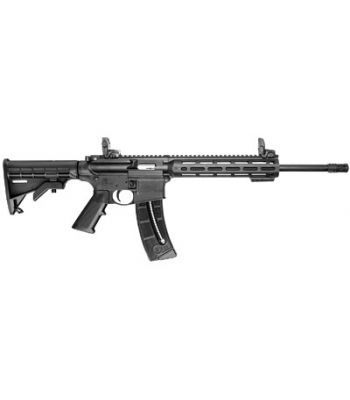 Smith & Wesson M&P 15-22 Sport .22 Long Rifle 16.5 Inch Barrel Folding MBUS Sigh