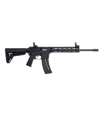 Smith & Wesson M&P 15-22 MOE SL .22 Long Rifle 16.5 Inch Barrel Folding MBUS