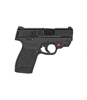 Smith & Wesson M&P Shield M2.0 9MM w/ Crimson Trace Laser 1-7Rd & 1-8 Rd Mags