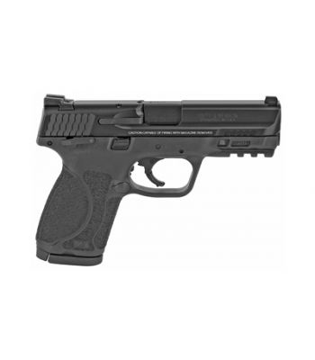 Smith & Wesson M&P 9 M2.0 Compact Thumb Safety Black - 11686