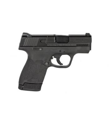 Smith and Wesson M&P Shield M2.0 9MM No Thumb Safety Black 2 Mags 1-7Rd & 1-8 Rd - 11808