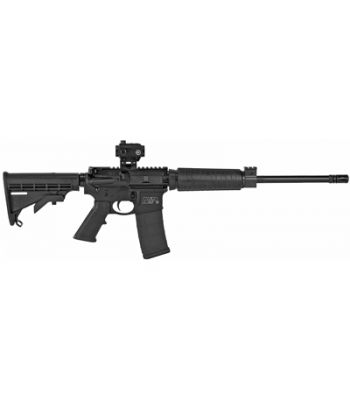 Smith & Wesson M&P15 Sport II OR w/ Crimson Trace Red/Green Dot 5.56 BLK 30 - 12936