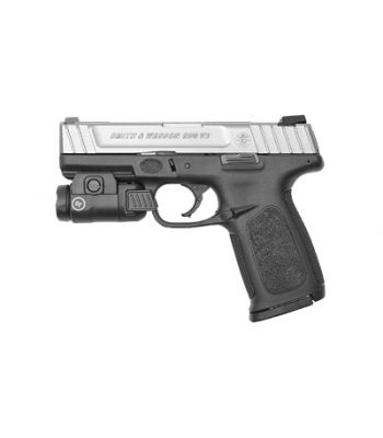 Smith & Wesson SD9 VE 9mm 4 Inch Barrel Two-Tone Finish 17 Round Crimson Trace