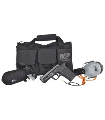 Smith & Wesson M&P M2.0 .380 EZ w/ Thumb Safety 2019 Range Kit
