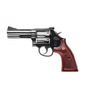 Smith & Wesson 586 Classic .357 Magnum/.38 S&W Special +P 4 Inch