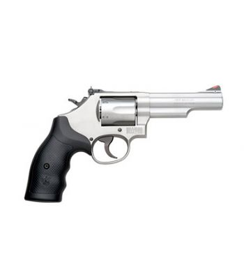 Smith & Wesson 66 .357 Magnum/.38 S&W Special +P 4.25 Inch Stainless Steel Barr