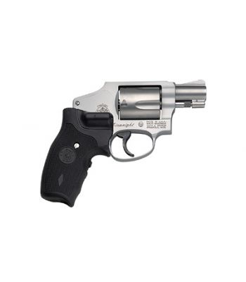 Smith & Wesson 642 .38 Special with Crimson Trace Laser Grips