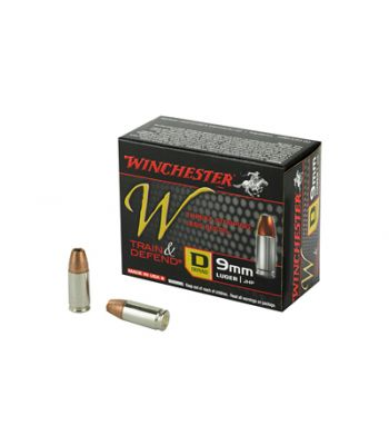 Winchester W 9mm Defend