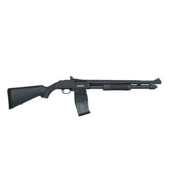 Mossberg 590M 12 Ga Tri-Rail 10 Shot Mag - 50206