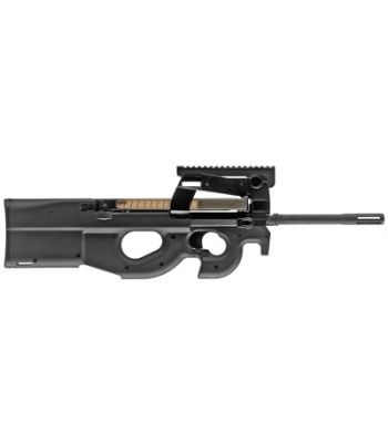 FN PS90 Carbine  5.7x28 16.04 Inch Barrel Synthetic Thumbhole Stock Black 30 Rd - 3848950460