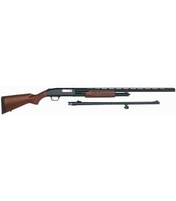 Mossberg 500 Field/Slug Combo 12 Gauge 28 Inch Vent Rib Barrel and 24 Inch Rifle