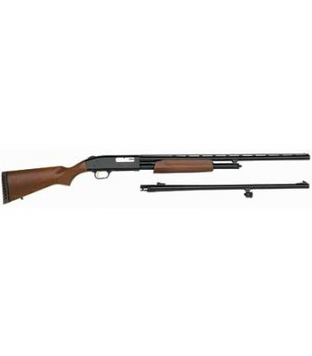 Mossberg 500 Field Slug Combo 20 Gauge 26 Inch Vent Rib Barrel and 24