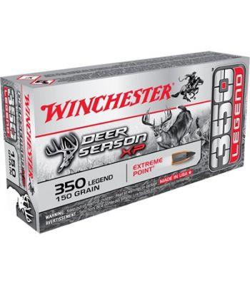 Winchester Deer Season XP 350 Legend 150 Gr Extreme Point - X350ds