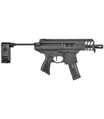 Sig Sauer MPX Copperhead 9mm 4.5
