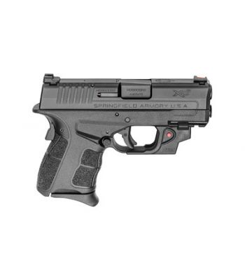 Springfield Armory XDS Mod2 9mm w/ Red Viridian Laser - XDSG9339BVR