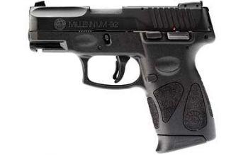 Taurus PT-111 Millennium G2 9mm 3.2 Inch Barrel Blue Finish Textured Finish 12 R - 1-111031G2-12