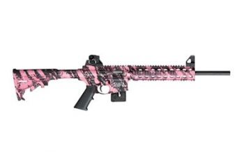 Smith and Wesson M&P 15-22 Threaded 16.5