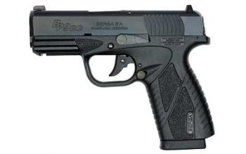 Bersa BP CC 9mm Matte - BP9MCC