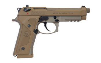 Beretta M9A3 9mm FDE Italy Tritium Night Sights 17 Round - J92M9A3M