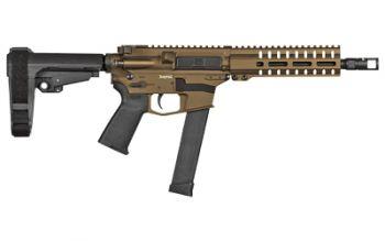 CMMG Banshee 300 Pistol Mk10 10mm Midnight Bronze
