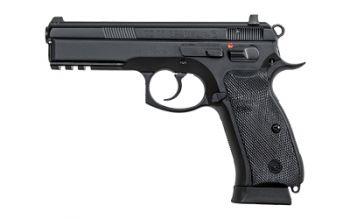 CZ 75 SP-01 9mm Luger 4.7 Inch Barrel Black Polycoat 19 Round
