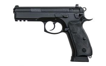 CZ-75 tactical 9mm