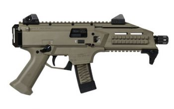 CZ Scorpion Evo 9MM FDE Pistol