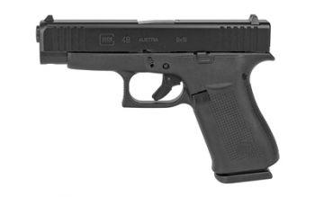 Glock 48 9mm Contrast Sights 10 Round Magazine