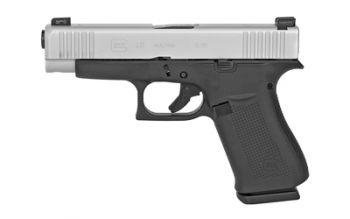 Glock 48 9mm w/ Ameriglo Sights 10 Rd