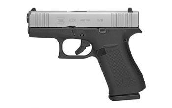 Glock G43X 10RND 9MM Bi-tone