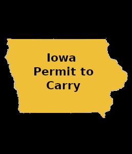 Iowa Permit to Carry
