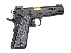 Kimber Rapide 1911 Pistol 10mm Black TiN Bbl G10 Grips Night Sights