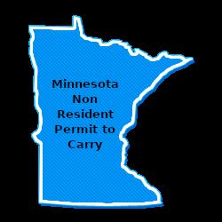 Minnesota Non Resident Permit to Carry