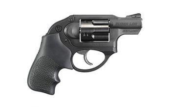 Ruger LCR 9mm Black 5 Round